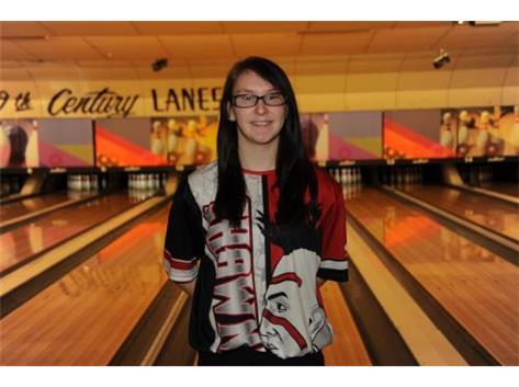 Girls Bowling Senior - Kayle Kill