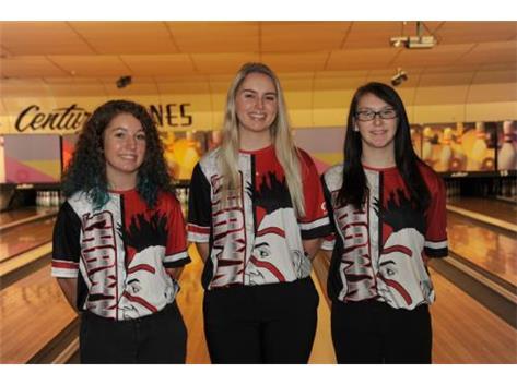 Girls Bowling Seniors