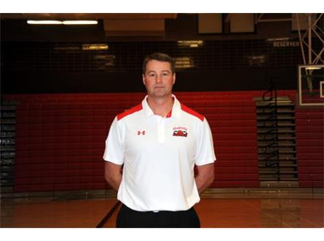 Boys Basketball Assistant Coach - Nick Bertke