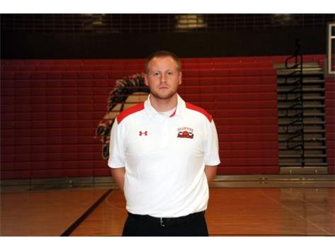 Boys Basketball Assistant Coach - Keenan Newland