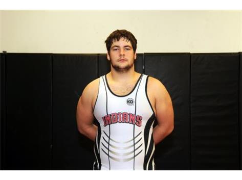 Wrestling Senior - Adam Lewis