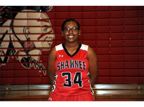 Girls Basketball Senior - Ijah Austin