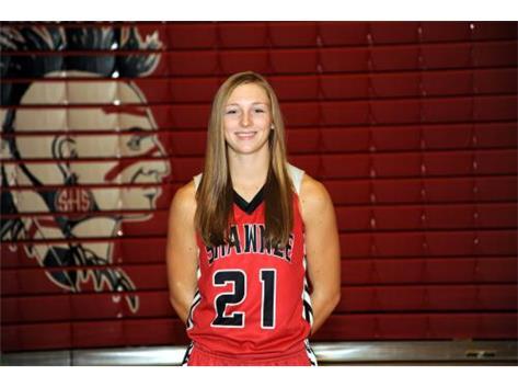 Girls Basketball Senior - Alissa Stahler