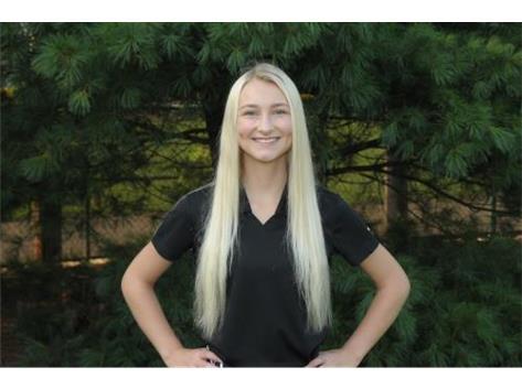 Girls Golf Senior: Grace Rhodes
