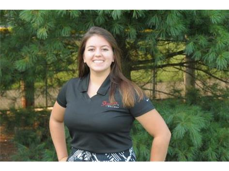 Girls Golf Senior: Taylor Burgess