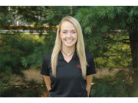 Girls Golf Senior: Morgan Altenbach