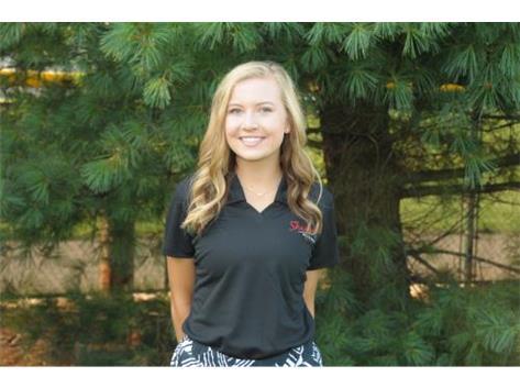 Girls Golf Senior: Jeanna Fullom
