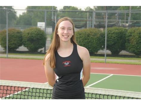 Girls Tennis Senior: Ella Atkinson