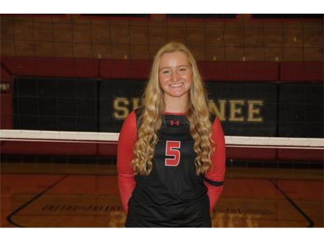 Volleyball Senior: Noelle Webb