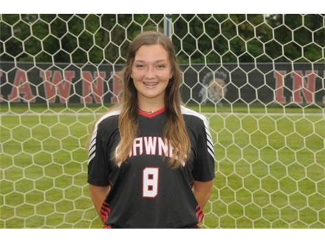 Girls Soccer Senior: Chloe Ward