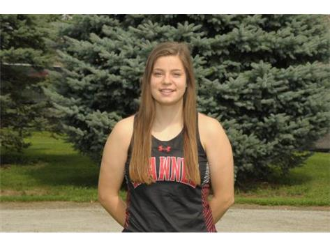 Cross Country Senior: Leah Mikesell