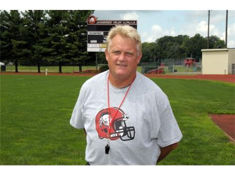Head Football Coach: J. Cooper