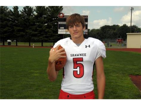 Football Senior: Tristan Dawson