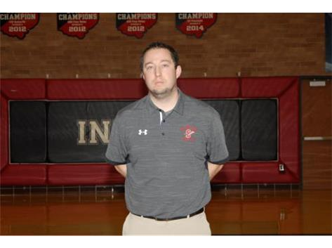 Head Boys Basketball Coach: Mark Triplett