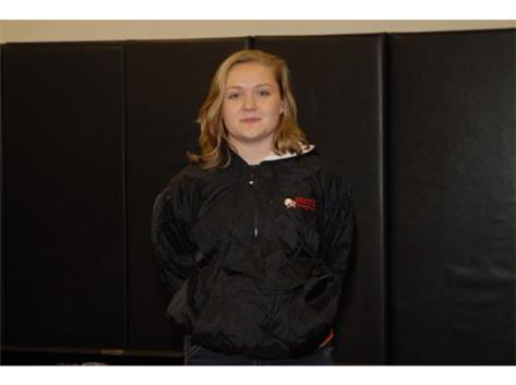 Senior Wrestling Stat Girl: Grace Lewis