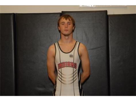 Senior Wrestler: Dylan Kohlhorst