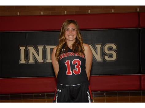 Senior Girls Basketball Player: Brianna Snider