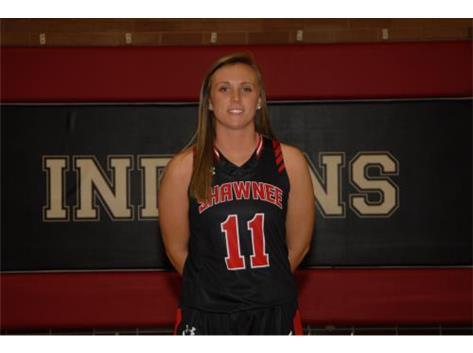 Senior Girls Basketball Player: Grace O'Connor