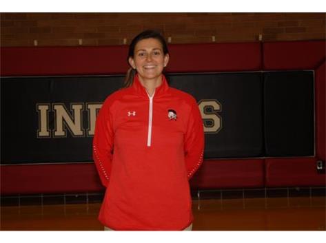 JV Girls Basketball Coach: Hailey Griffo