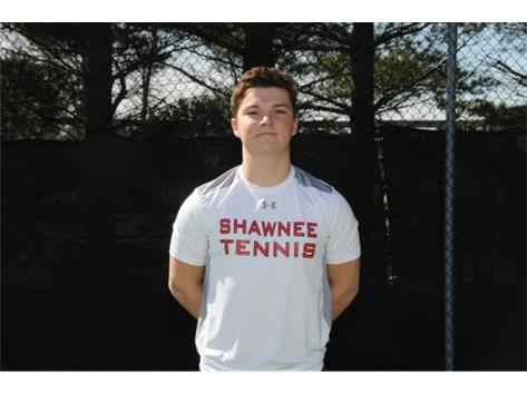 Tennis Senior: Garrett DeMoss