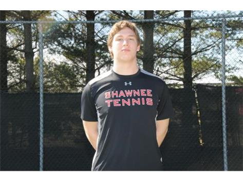 Tennis Senior: Hannes Scutt