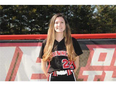 Softball Senior: Sara Marshall