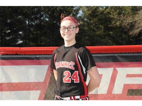 Softball Senior: Allison Boone