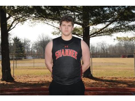 Track Senior: Marcus VanMeter