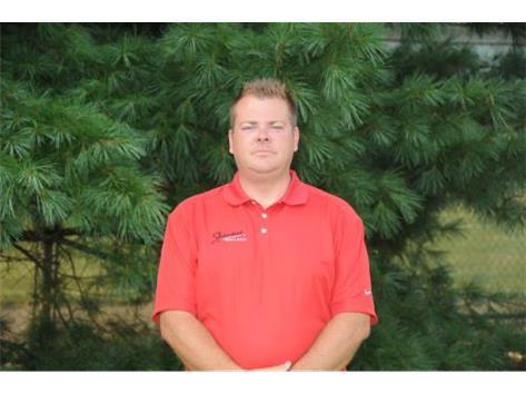 Girls Golf Coach: Aaron Patterson