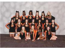 JV Competitive Cheerleading