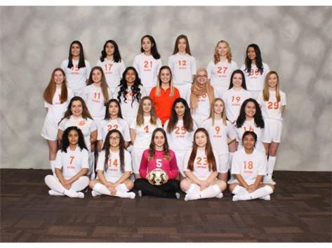 Fr/So Girls Soccer