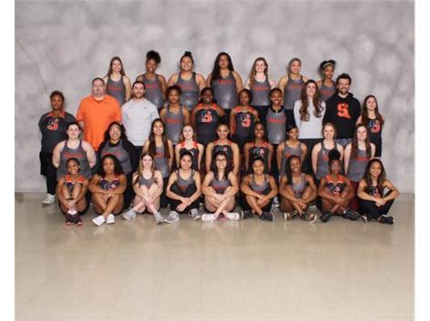 Varsity Girls Track & Field