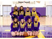 Varsity Basketball Cheer 2019-20