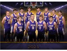 Varsity Boys Basketball 2020-21