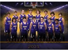 JV Boys Basketball 2020-21