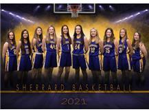 JV Girls Basketball 2020-21