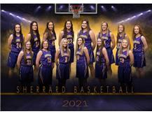 Varsity Girls Basketball 2020-21