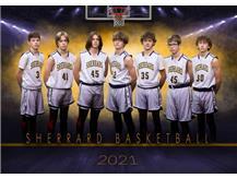 8th Grade Boys Basketball 2020-21