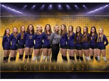 2020-21 Freshman Volleyball