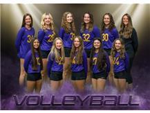 2021-22 JV Volleyball