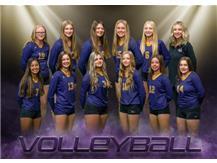 2021-22 Freshman Volleyball