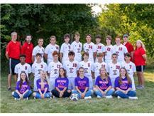 Varsity Boys Soccer 21-22