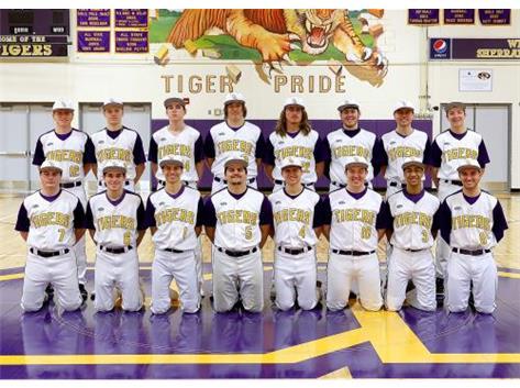 Varsity Baseball 18-19