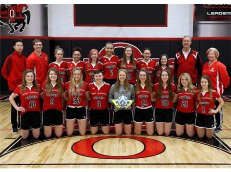 Varsity Girls Soccer 18-19