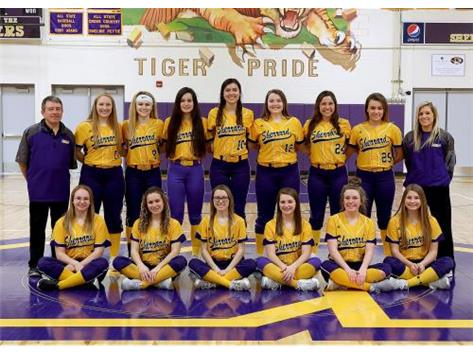Varsity Softball 18-19