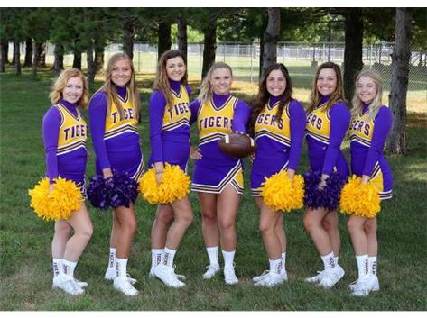 Varsity Football Cheer 2019-20