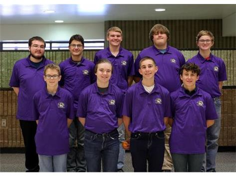 Scholastic Bowl Team 19-20