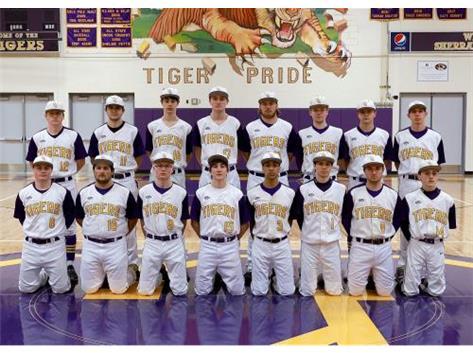 Varsity Baseball 19-20