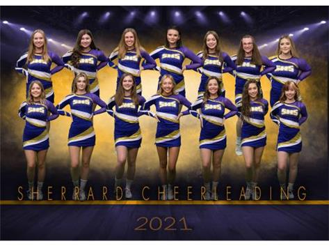 Competition Cheer 2020-21