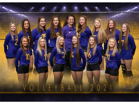 2020-21 Varsity Volleyball